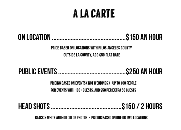 aLAcarte_MENU