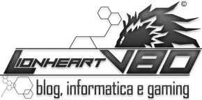 LionheartV80 © - Blog, IT and Gaming