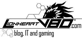 LionheartV80 © – Blog, IT and Gaming
