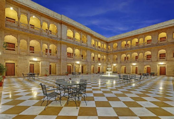 Best hotels in Jaisalmer