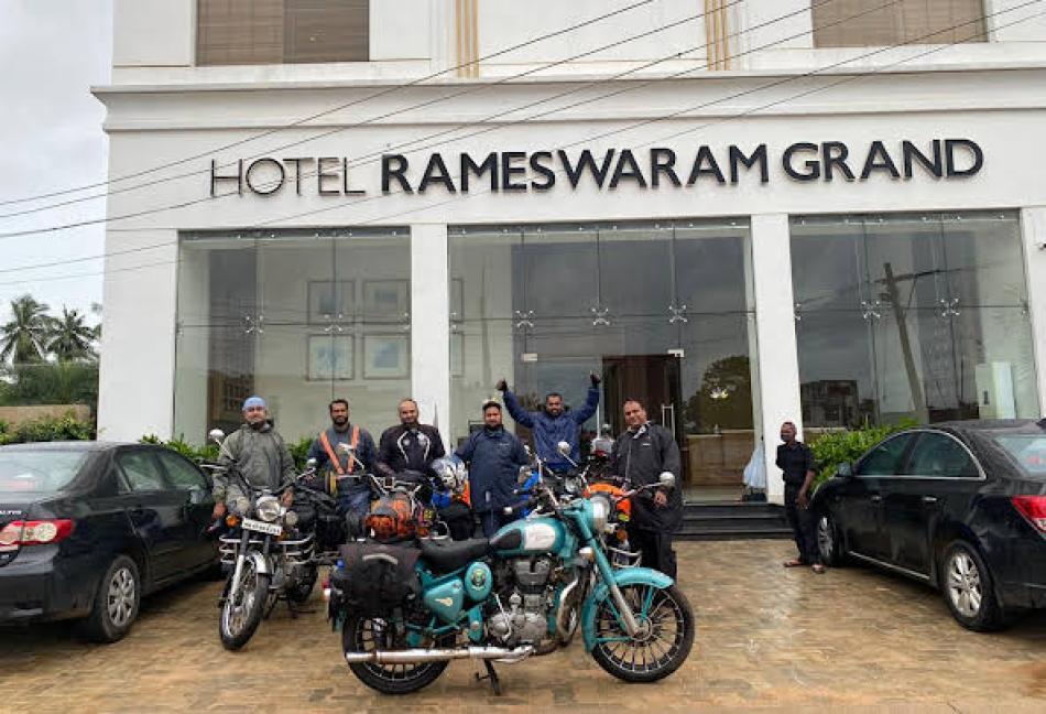 Hotel Rameshwaram Grand