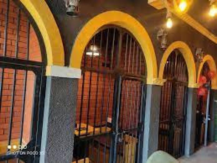 jail restauren