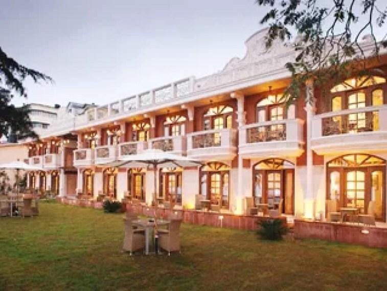 5 Star Hotels in Mussoorie