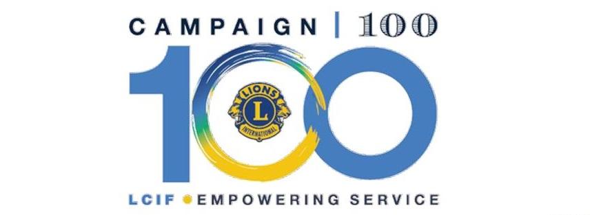 LCIF Campaign 100