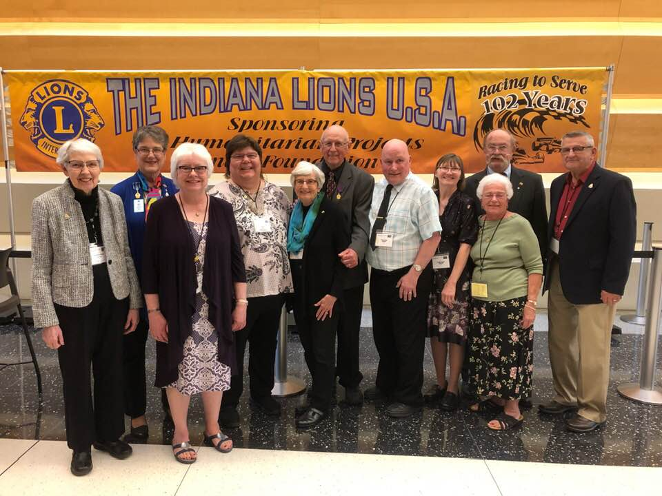 Dunlap Lions 25G State Convention
