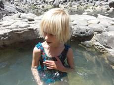 we enjoyed the hot springs!