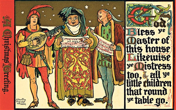 Christmas In The Middle Ages With Sir Justyn Part 1