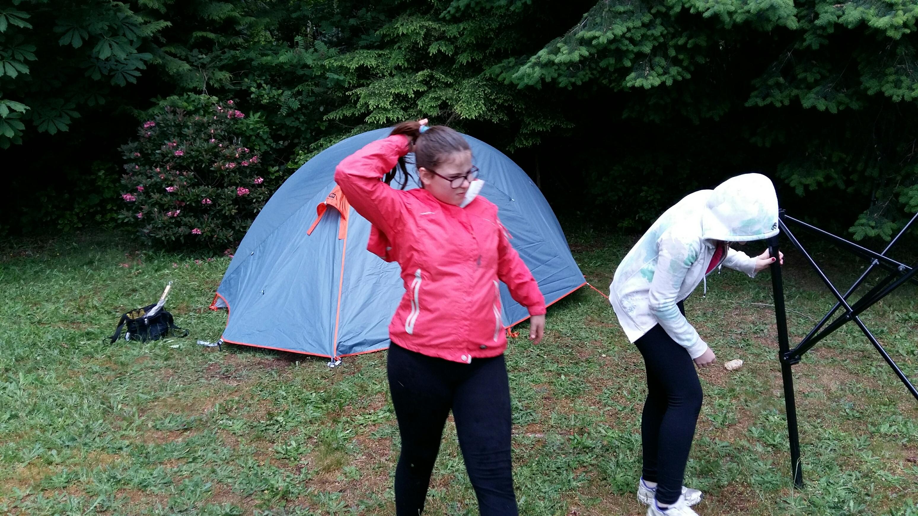 Pathfinder camp