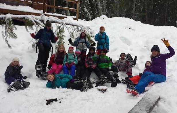Squamish Guides Winter Camp