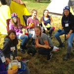 8th Crown Pathfinders at Mix It Up