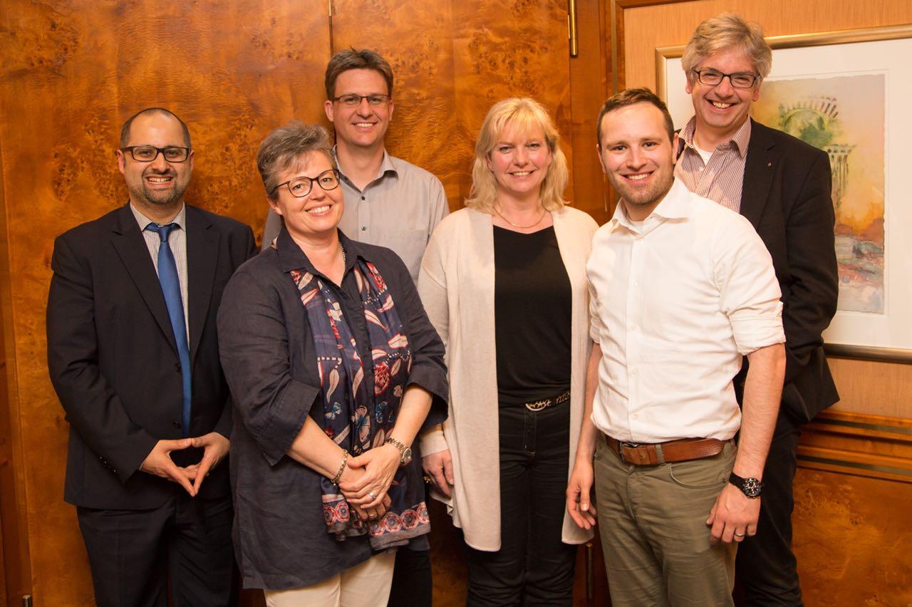 Lions Eulenspiegel Vorstand 2018