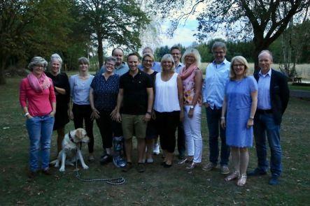 Der Lions Club Braunschweig Eulenspiegel in halber Besetzung