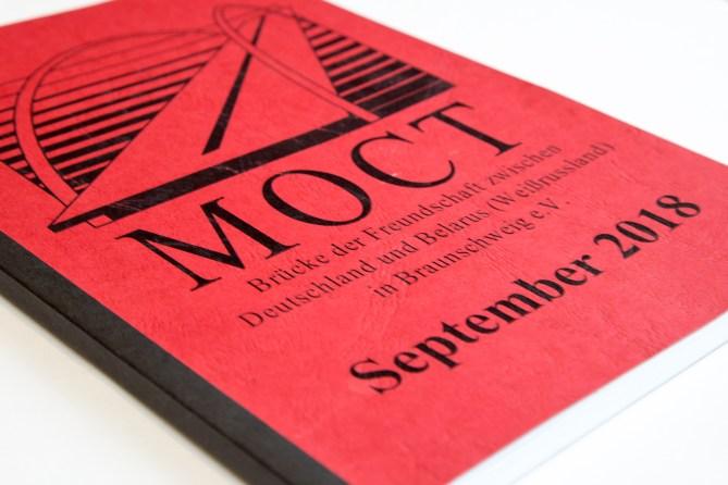 Der aktuelle Tätigkeitsbericht von MOCT