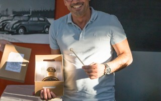 Neuer Präsident des Lions Club Braunschweig Eulenspiegel: Frank Bleitner