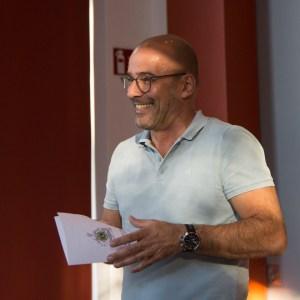 Lionsclub Eulenspiegel Präsident Frank Bleitner