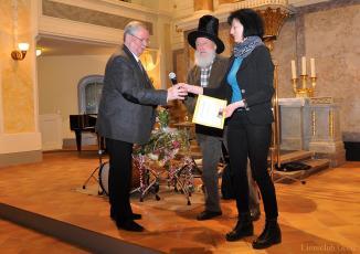 Matthias Grünert, Ehrenmitglied im Lions Club Greiz