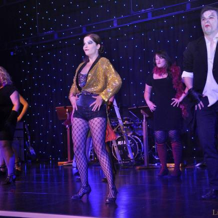 Gefeiert und gefiebert zur 11. Lions-Gala in Greiz