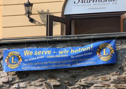 Lionsclub Weiden besucht die Stadt Greiz