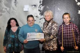 Lions-Club Greiz übergibt an den Stadtjugendring Greiz e.V. ein