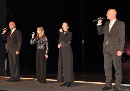 Festliche Lions Gala in Vogtlandhalle Greiz
