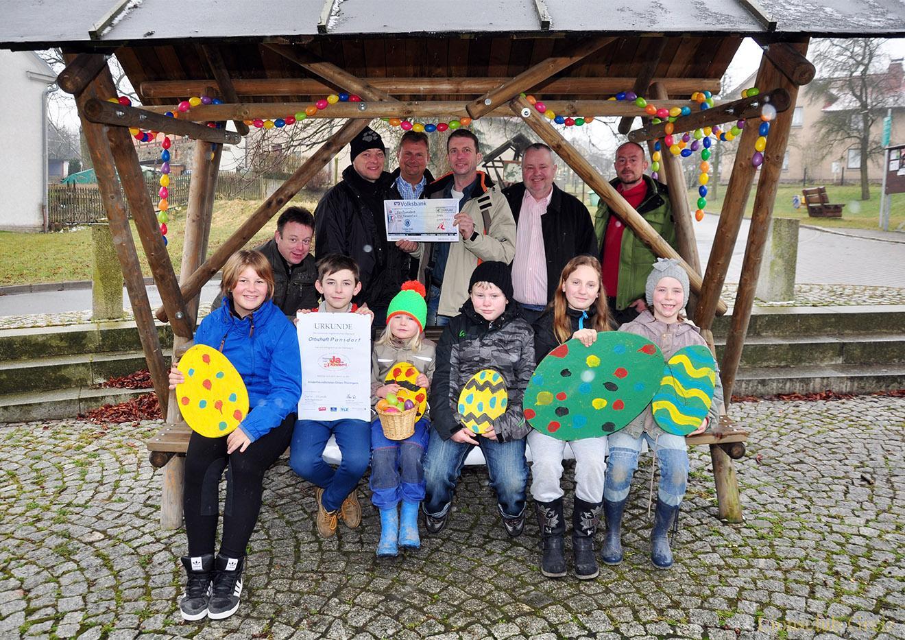 Lions Club Greiz unterstützt Jugendarbeit des Pansdorfer Feuerwehrvereins