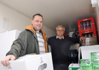 Lions Club Greiz engagiert sich beim Park-und Schlossfest