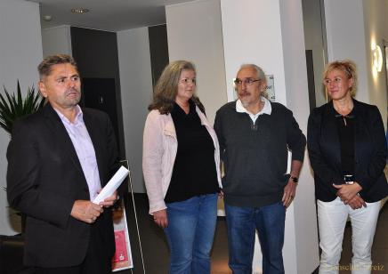 Lions Club Greiz bei Buchpräsentation dabei