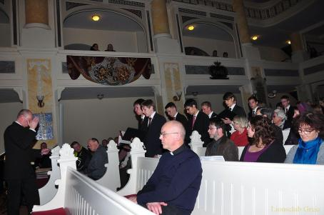 Jugendchor an St. Marien begeistert beim Lions-Benefiz