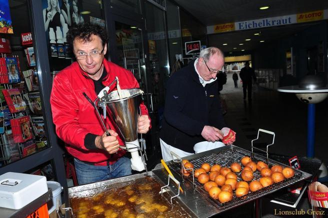 Greizer Bäckerei Schulze erlebt Kundenansturm