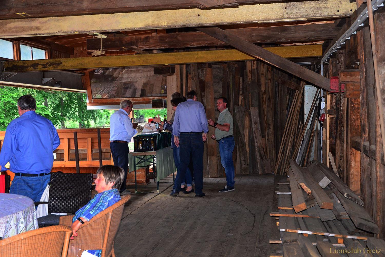 Lions Club Greiz besuchte Sternermühle