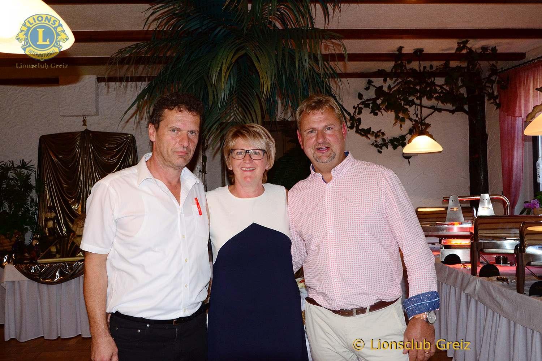 Sven Heisig feierte seinen 50. Geburtstag