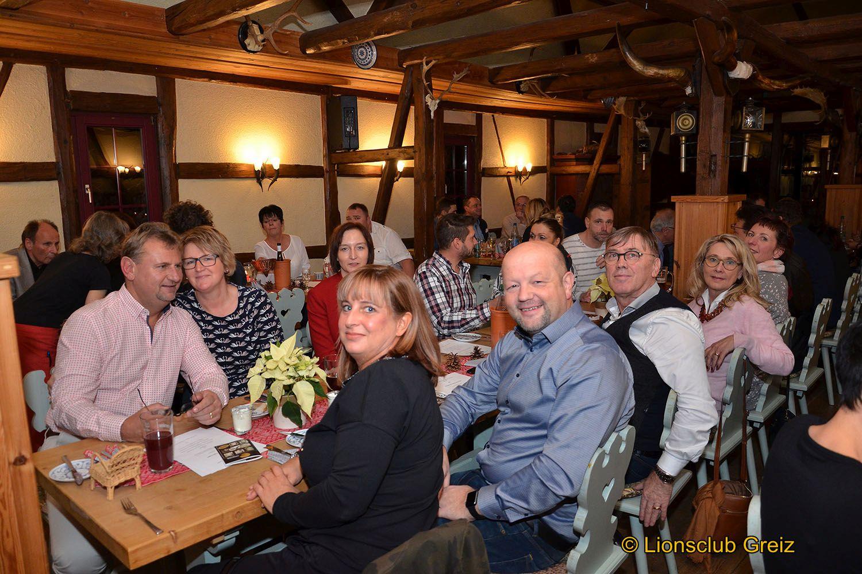 Lionsclub Greiz: Weihnachten – das Fest der Freude, Besinnung und des neuen Lebens