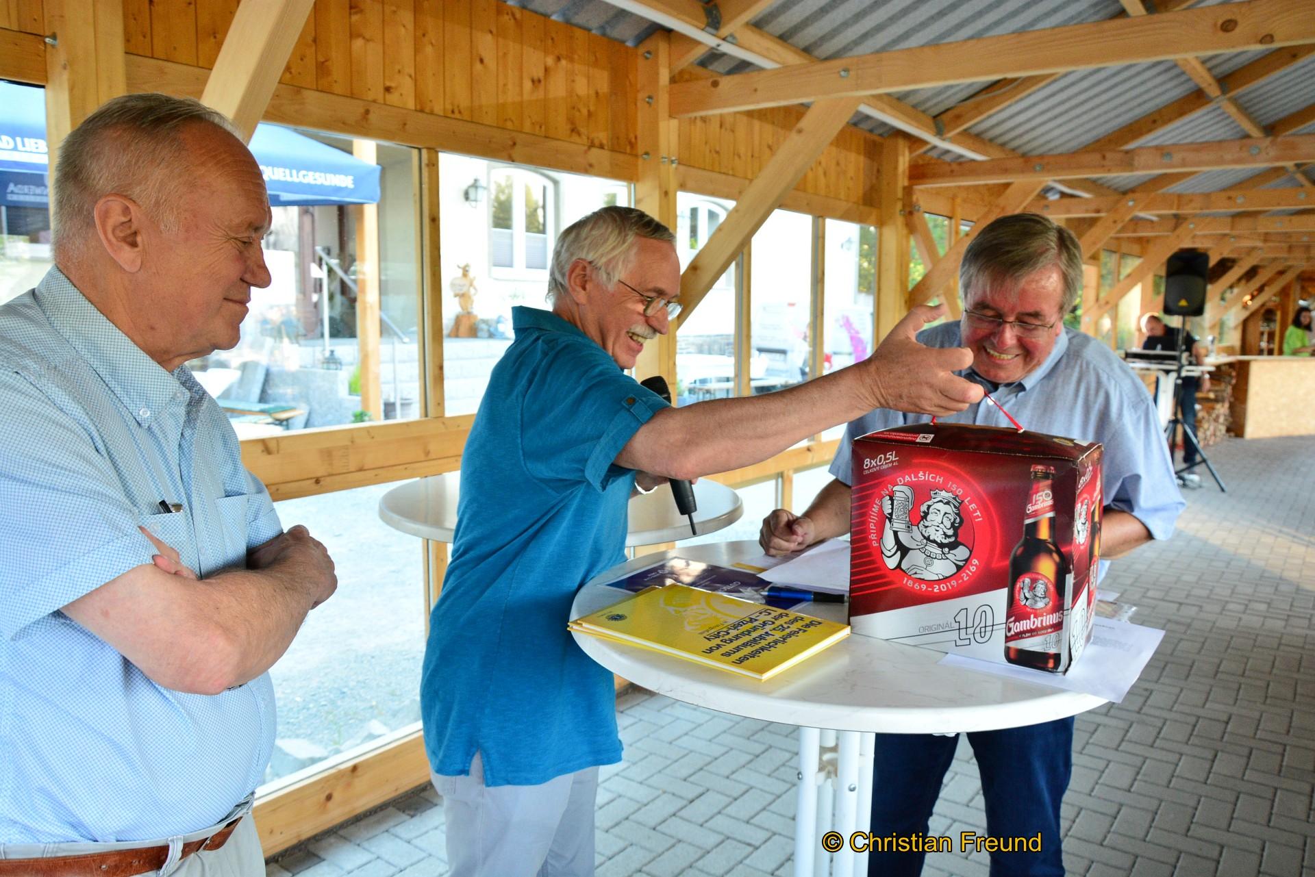 Greizer Lions feiern zünftiges Sommerfest