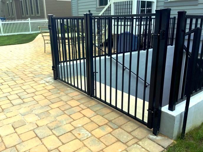 Aluminum Fence Gainsville VA 3