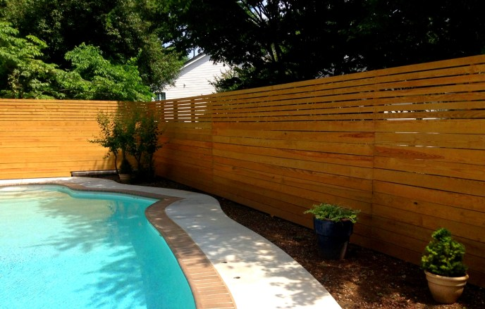 Privacy Fence Pool Fence Arlington Arlington County VA by Lions Fence