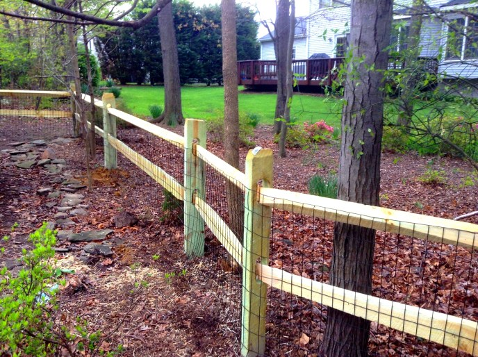 Split Rail Fence Loudoun County VA by Lions Fence 8.