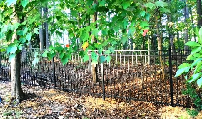 aluminum Fence Falls Church VA