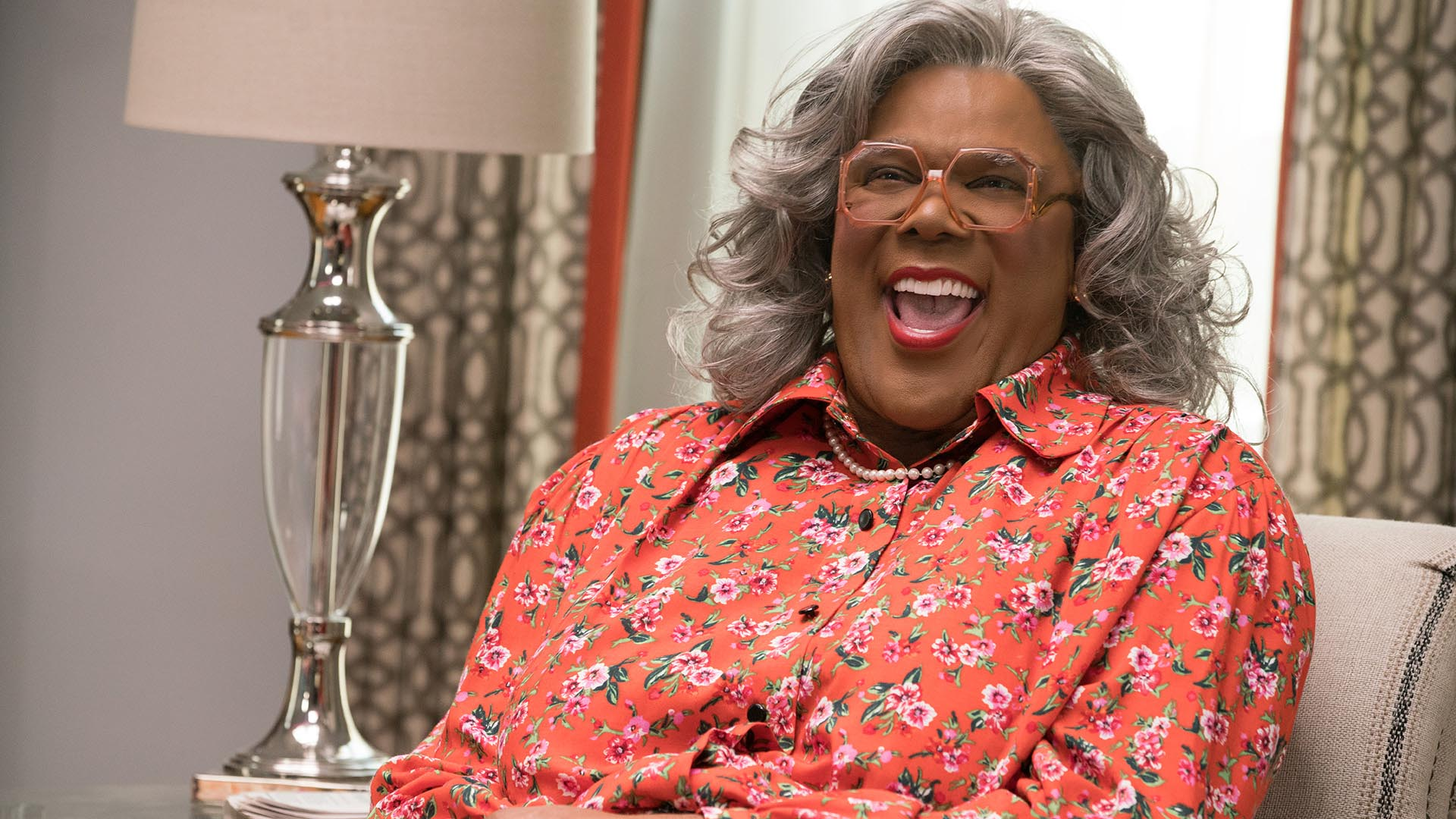 Know about film reviews, lead cast & crew, photos & video gallery on bookmyshow. Tyler Perry S Boo 2 A Madea Halloween Tyler Perry Cassi Davis Yousef Erakat Lionsgate