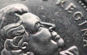 Macro Canadian Quarter 3-D Secure
