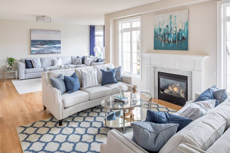 home staging for sale