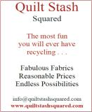 Ad: Quilt Stash Squared