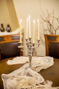 Bronze-Luxury Suite 7-dinning table-pelion hotel