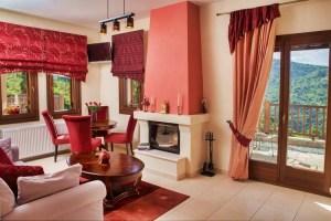 Cranberry-Suite 2-Pelion Hotel-Living room
