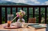 Coral -Suite 1 -balcony mountain view-PELION HOTEL