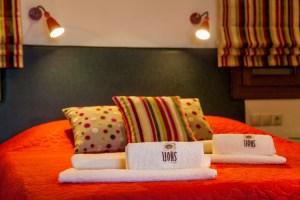 LIME ΣΤΟΥΝΤΙΟ 4-BED-PELION HOTEL