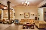 LIONS NINE LIVING ROOM-pelion hotel