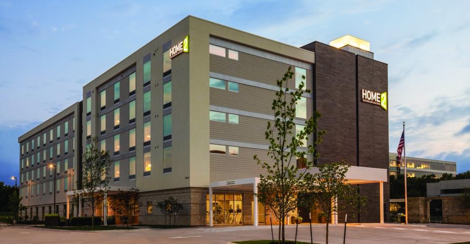Home2 Suites by Hilton Austin North Near Domain – Exterior – 1031347