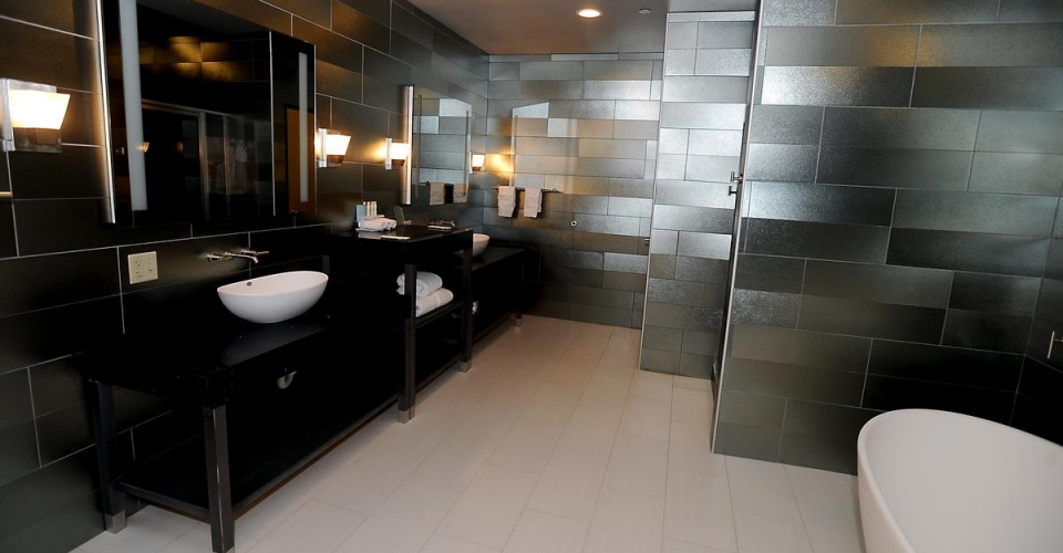 Presidential Bathroom 2