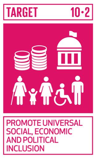 , SDG 10, Lions Vision Services