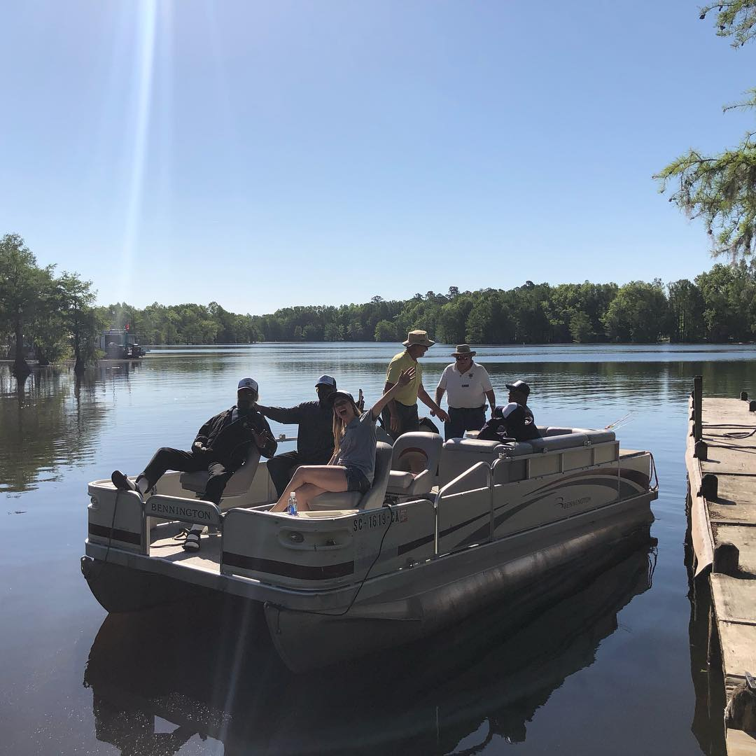 santee blind fishing event, Santee Blind Fishing Event, Lions Vision Services